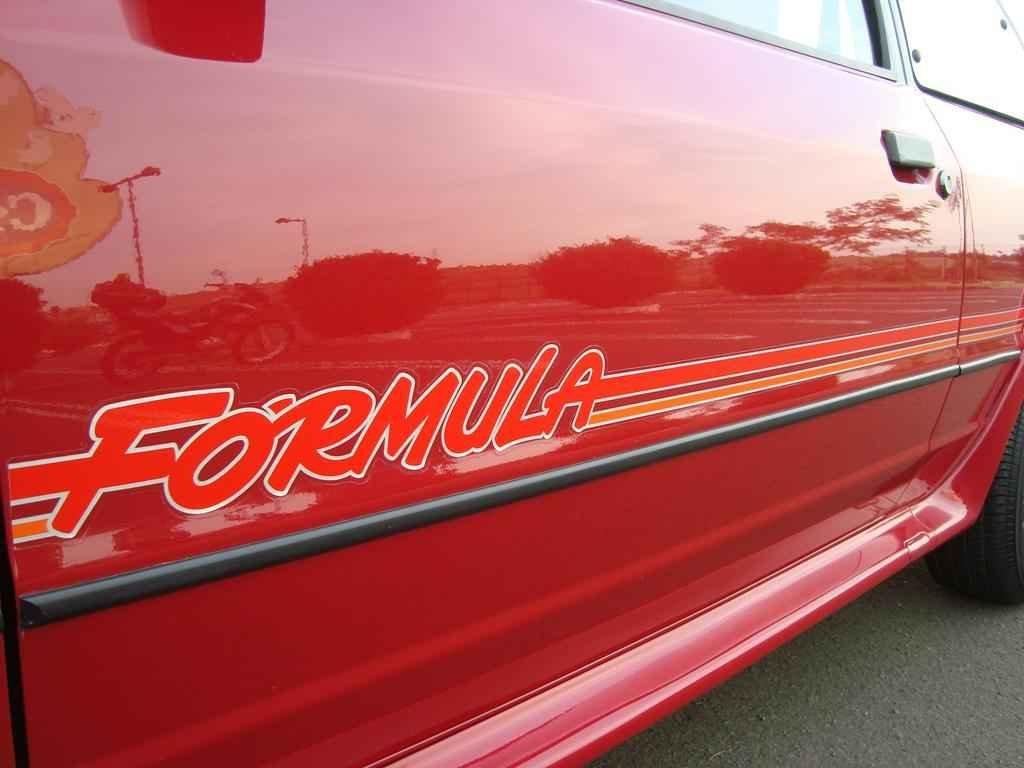 19722 - Escort XR3 1991 Fórmula 00116km, 0km em 2012