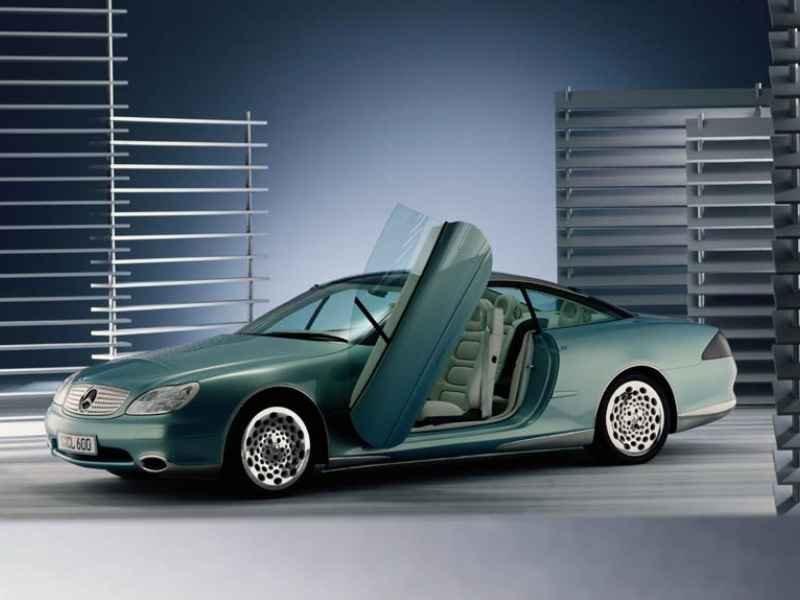 1990 - Mercedes Benz | SCL600