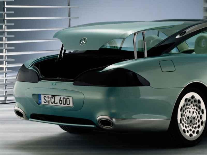 1991 - Mercedes Benz | SCL600