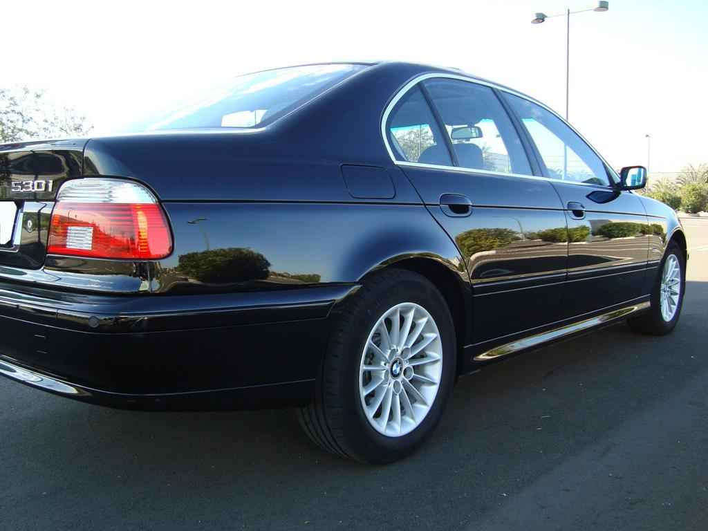 19976 1 - BMW 530i 2001