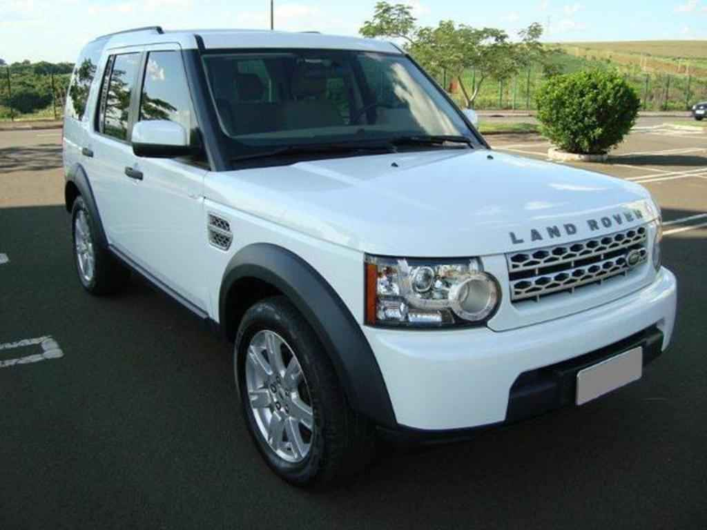 20040 - Land Rover Discovery 4