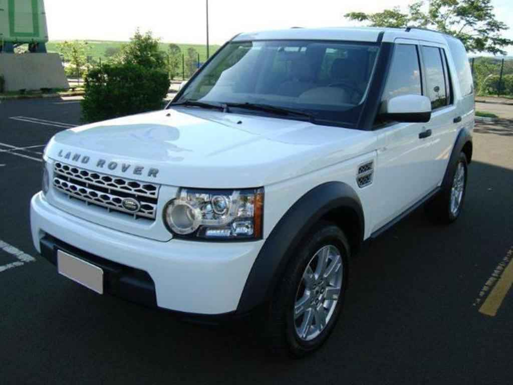 20041 - Land Rover Discovery 4