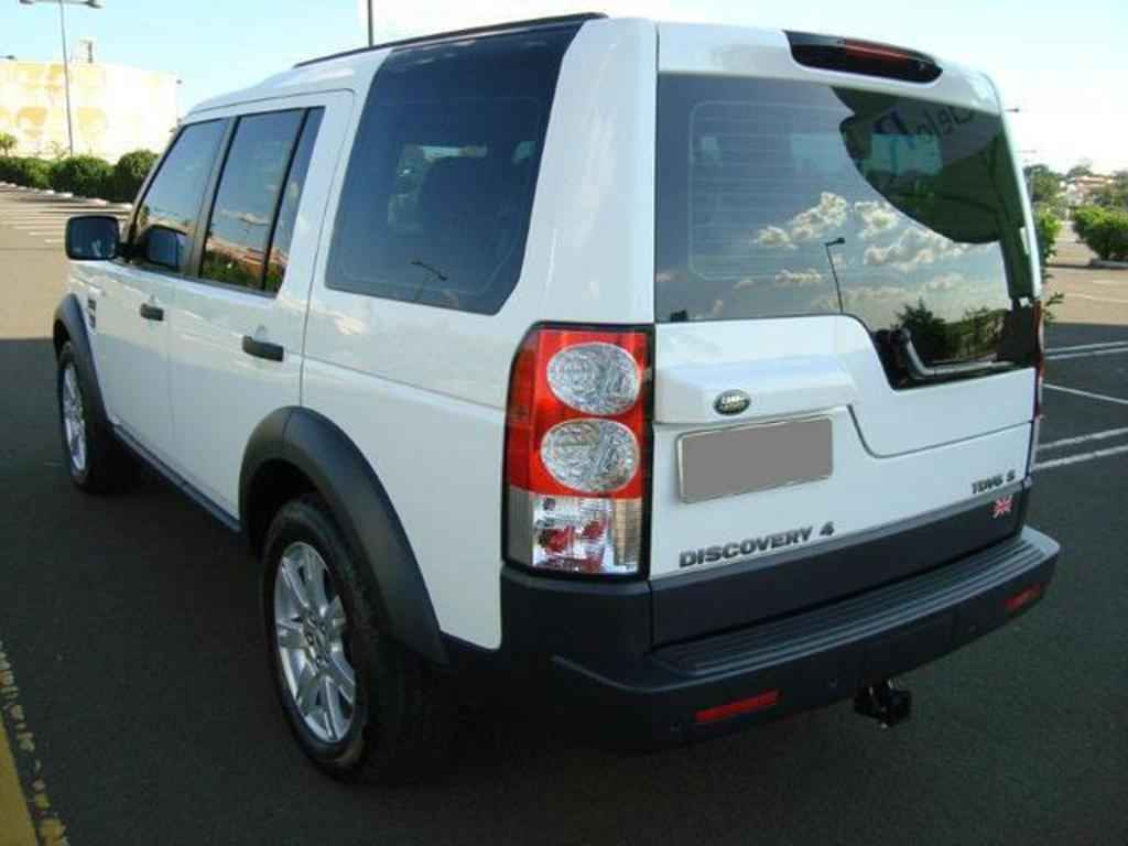 20042 - Land Rover Discovery 4