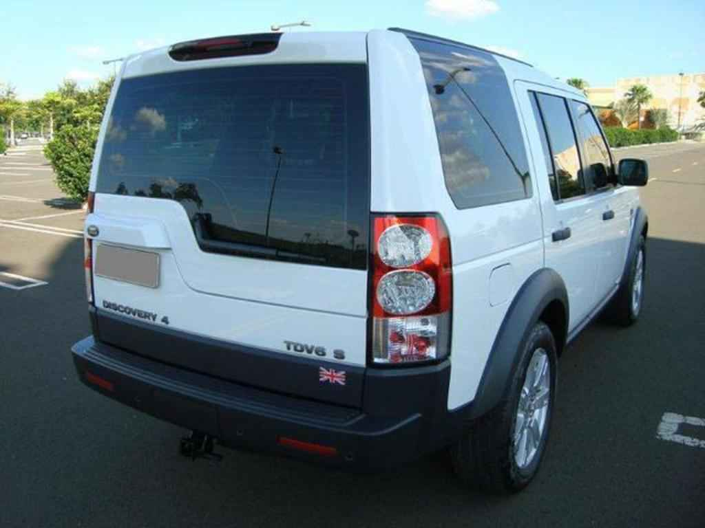 20044 - Land Rover Discovery 4