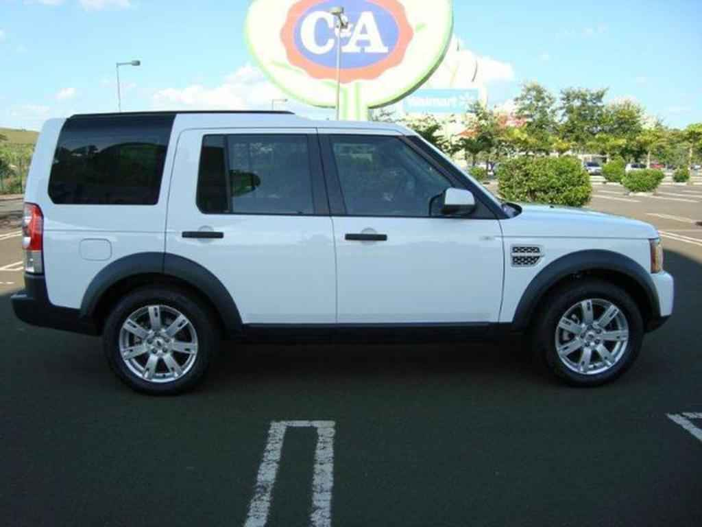 20045 - Land Rover Discovery 4