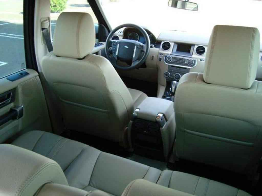 20075 1 - Land Rover Discovery 4