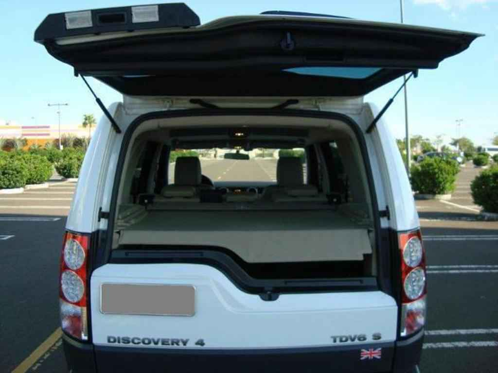 20086 - Land Rover Discovery 4