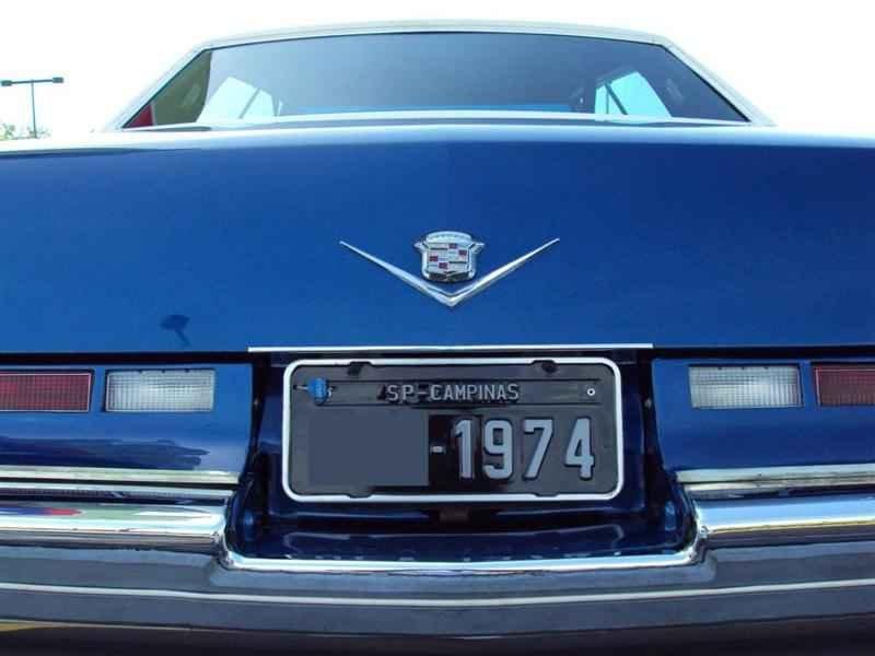 2013 1 - Cadillac de Ville 1974 V8 7.7L