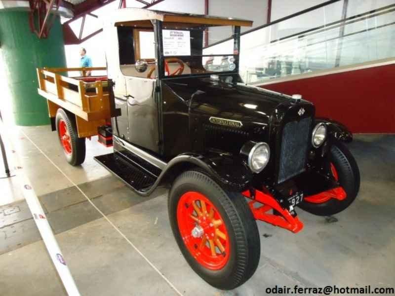 2013 - 21º Encontro Sul Brasileiro de Veículos Antigos