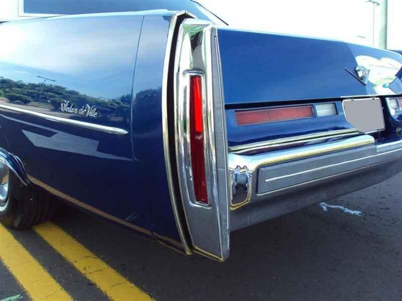 2014 1 - Cadillac de Ville 1974 V8 7.7L