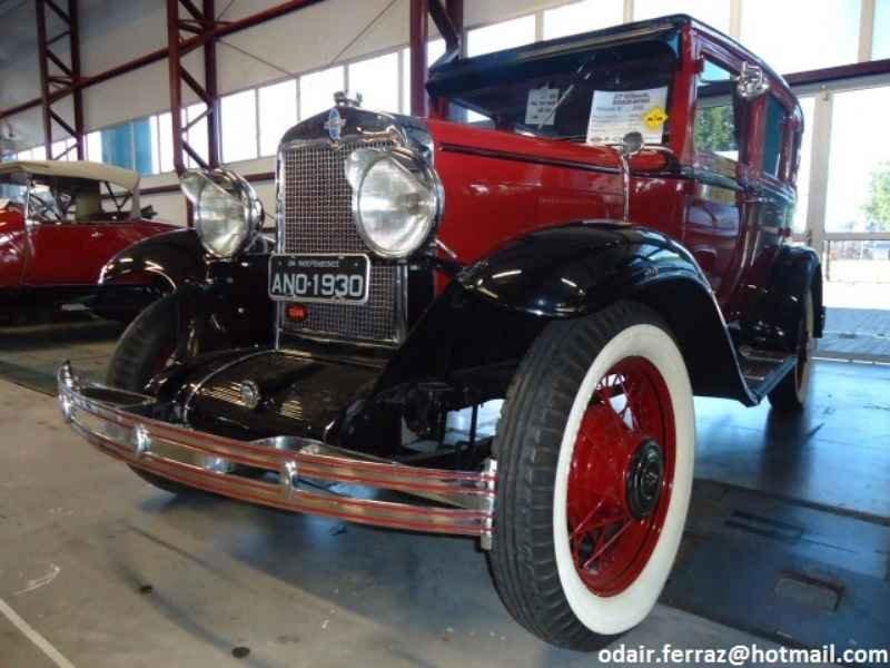 2019 - 21º Encontro Sul Brasileiro de Veículos Antigos