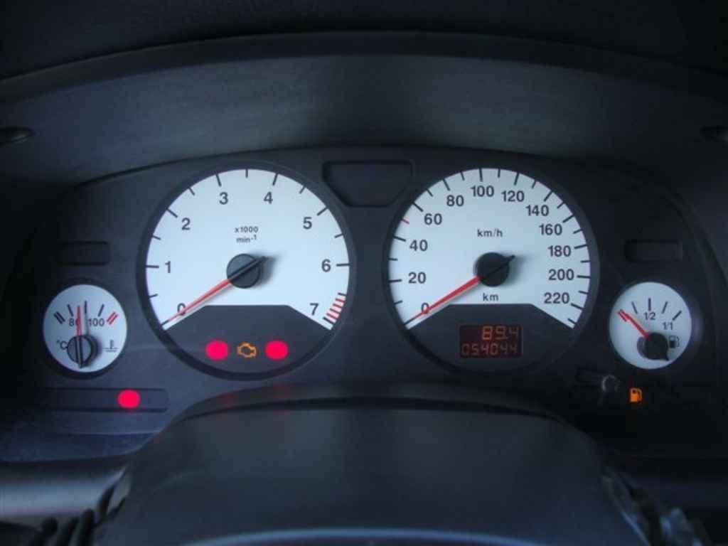 20191 - GM Astra Sport 2001