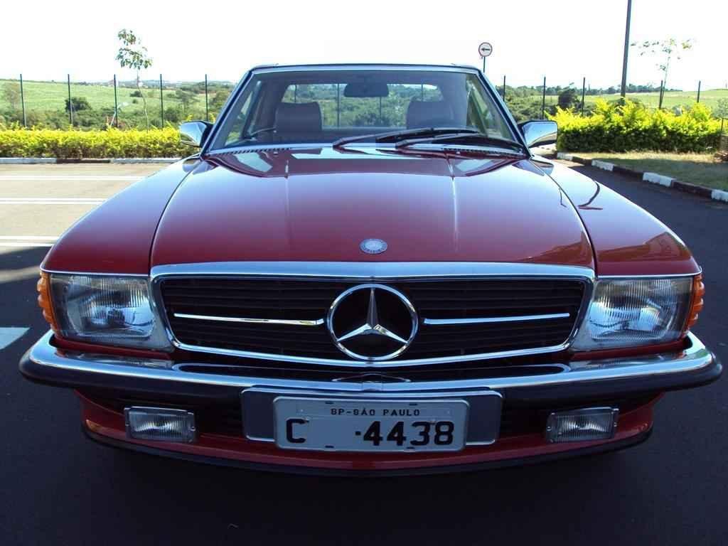 20287 - MB 300SL 1986 com 14.000km em 2010