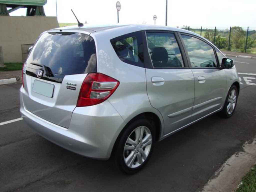20295 1 - Honda New Fit 2009