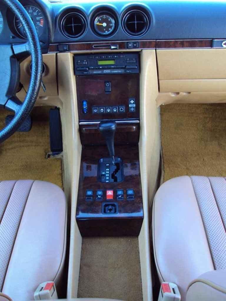 20298 - MB 300SL 1986 com 14.000km em 2010