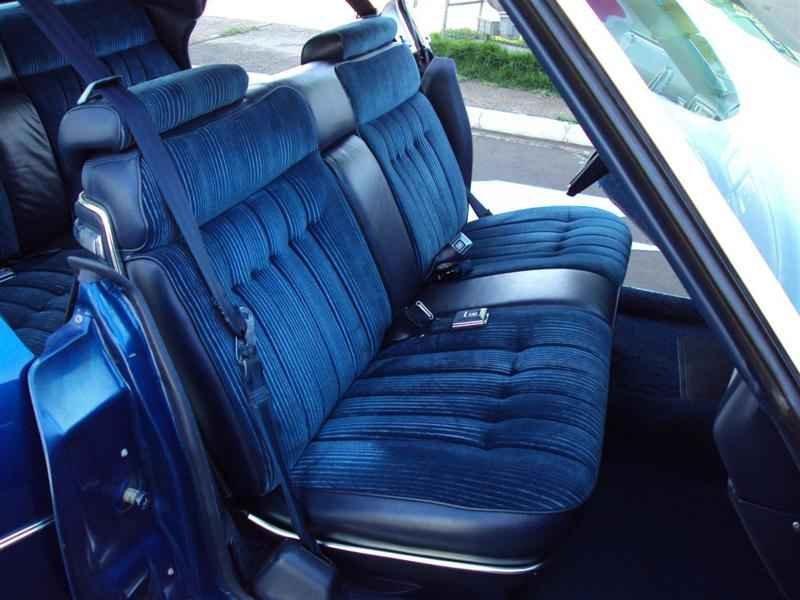 2030 1 - Cadillac de Ville 1974 V8 7.7L