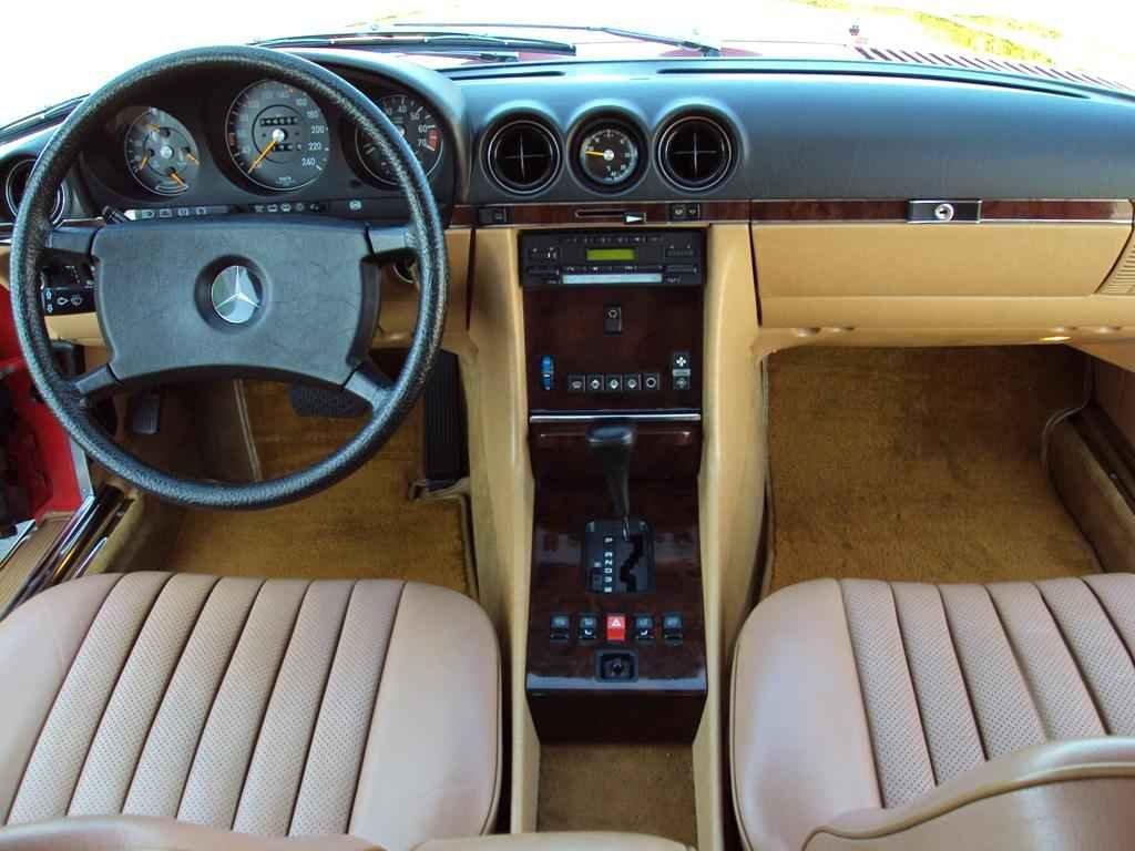 20348 - MB 300SL 1986 com 14.000km em 2010
