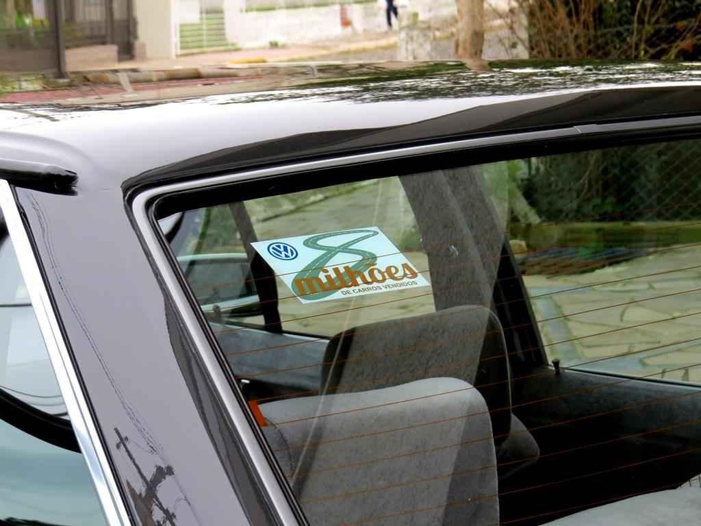 20434 - Santana Evidence 1989 com 29.000 km