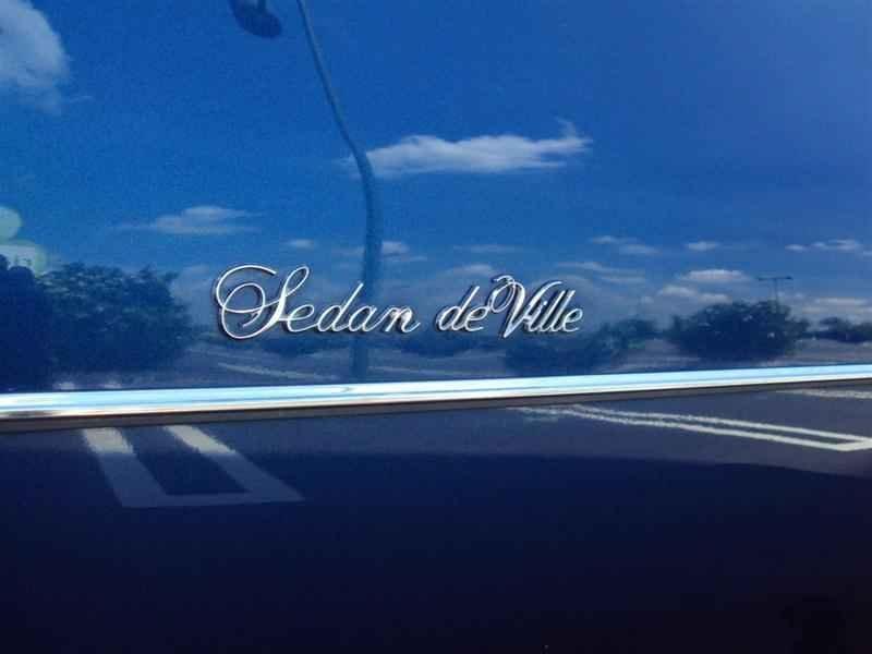 2044 1 - Cadillac de Ville 1974 V8 7.7L