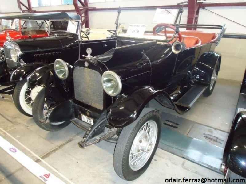 2046 - 21º Encontro Sul Brasileiro de Veículos Antigos