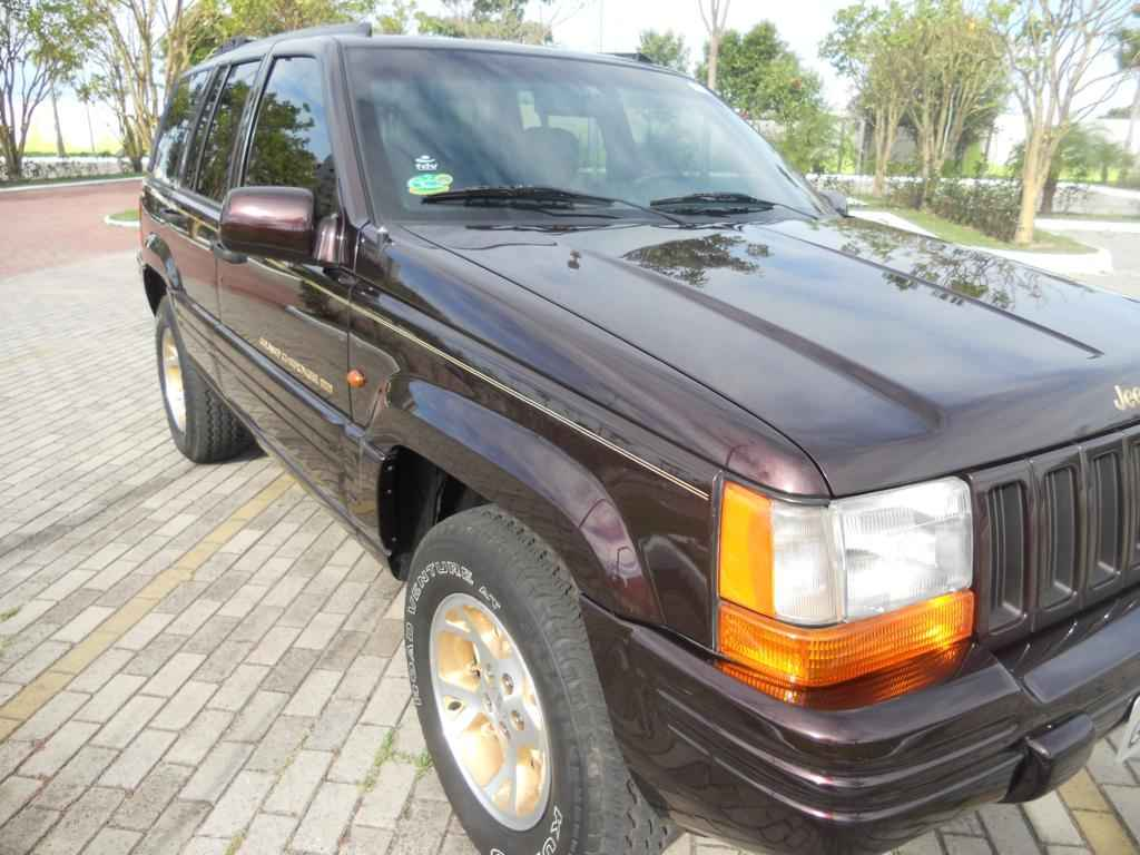 20469 - Jeep Grand Cherokee Limited 1996