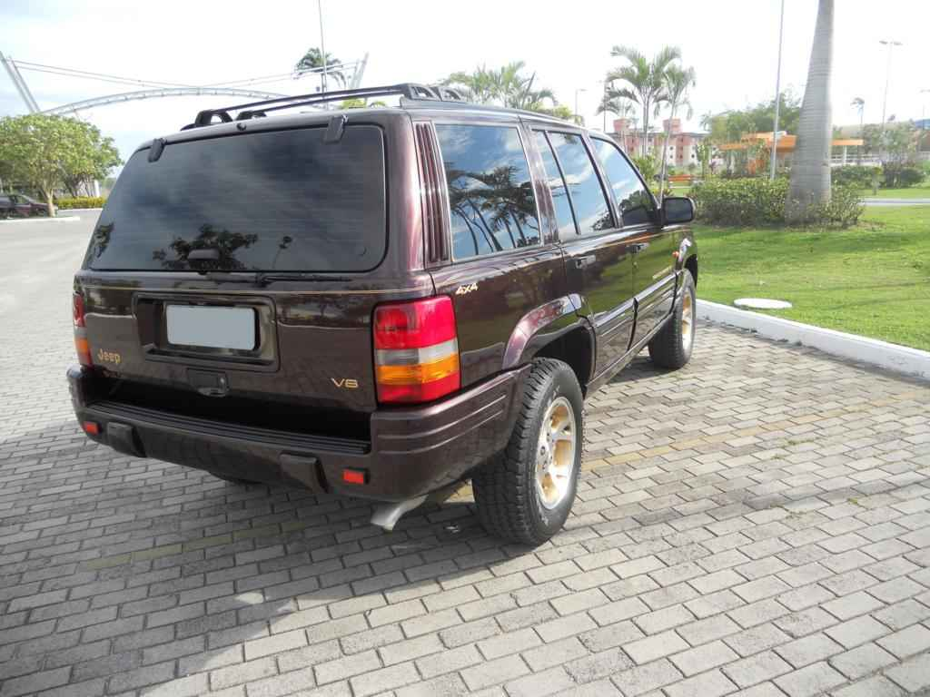 20470 - Jeep Grand Cherokee Limited 1996