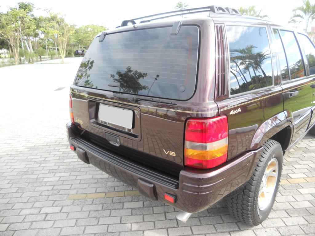 20472 1 - Jeep Grand Cherokee Limited 1996
