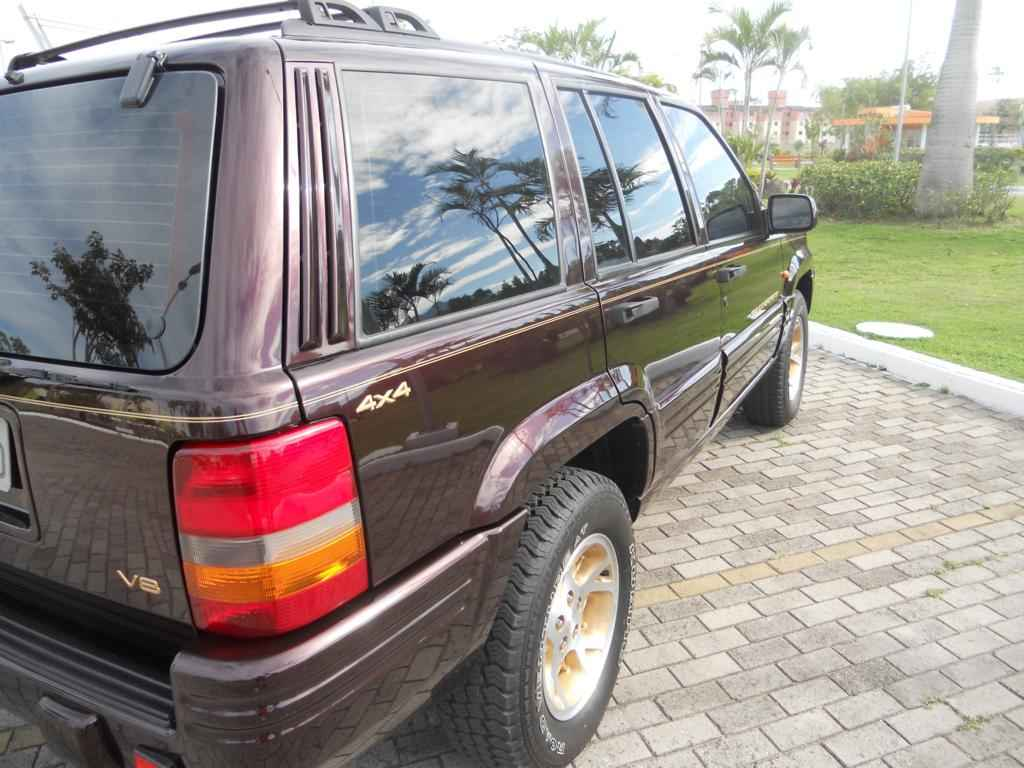 20473 1 - Jeep Grand Cherokee Limited 1996