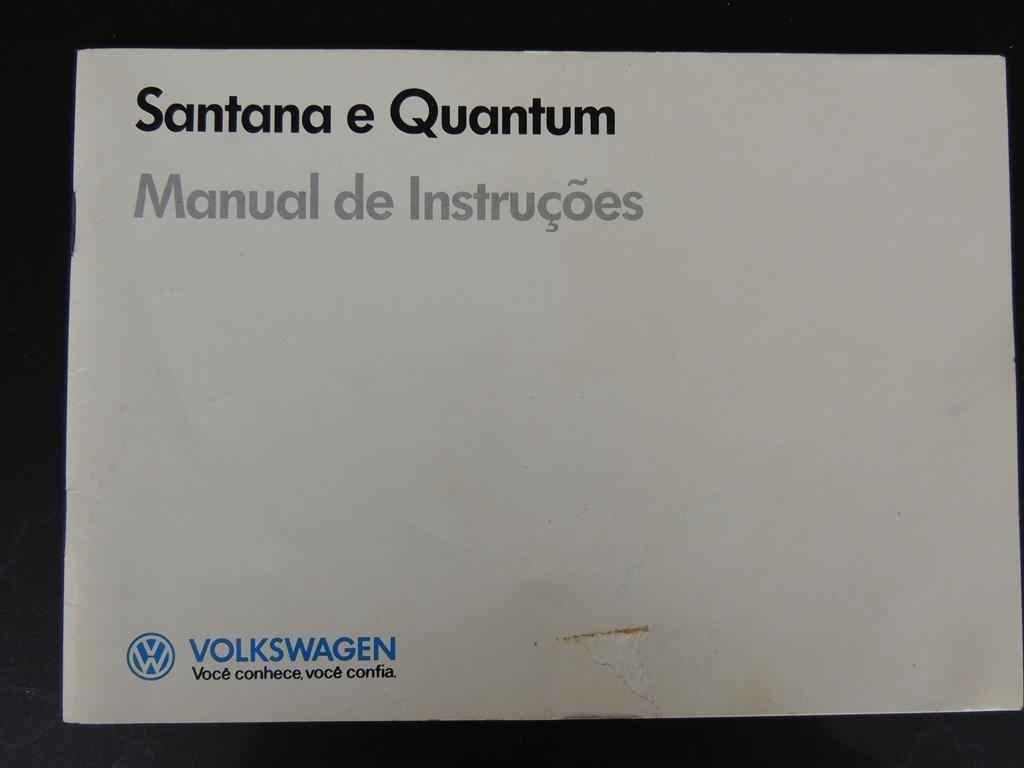 20487 - Santana Evidence 1989 com 29.000 km