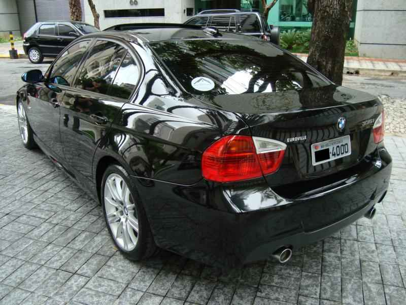2055 1 - BMW 335 2008 Bi-Turbo