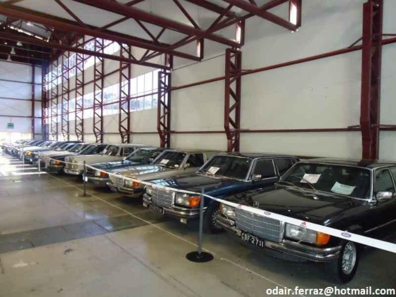 2056 - 21º Encontro Sul Brasileiro de Veículos Antigos