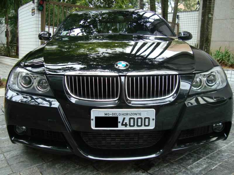 2057 1 - BMW 335 2008 Bi-Turbo