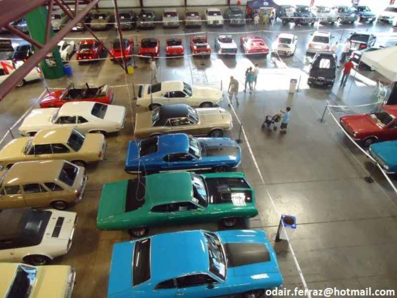 2060 - 21º Encontro Sul Brasileiro de Veículos Antigos