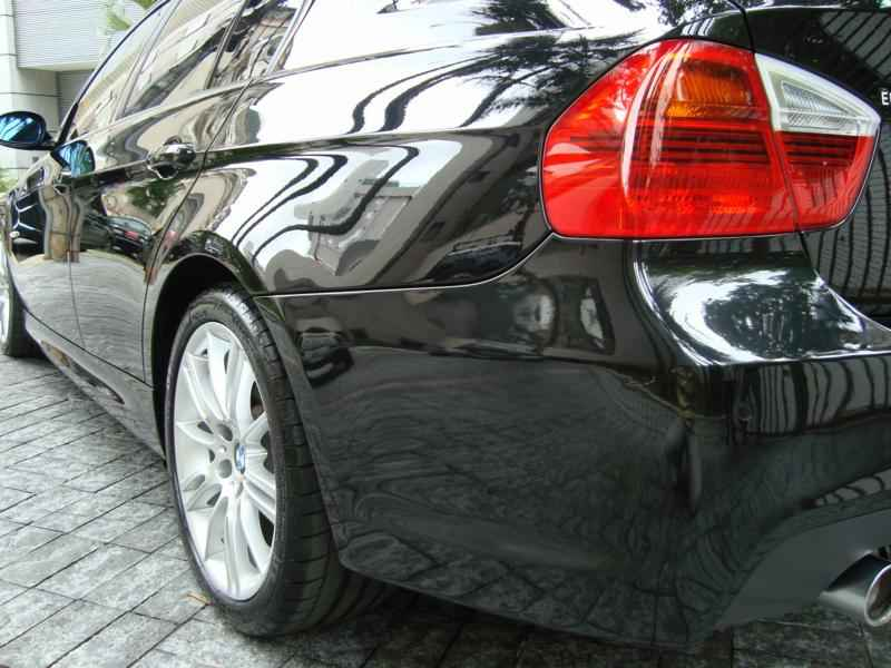 2061 1 - BMW 335 2008 Bi-Turbo