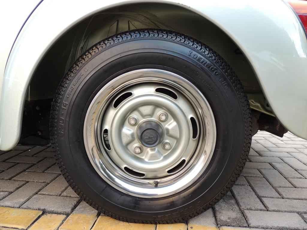 20648 1 - Fusca Verde Cristalino 1985