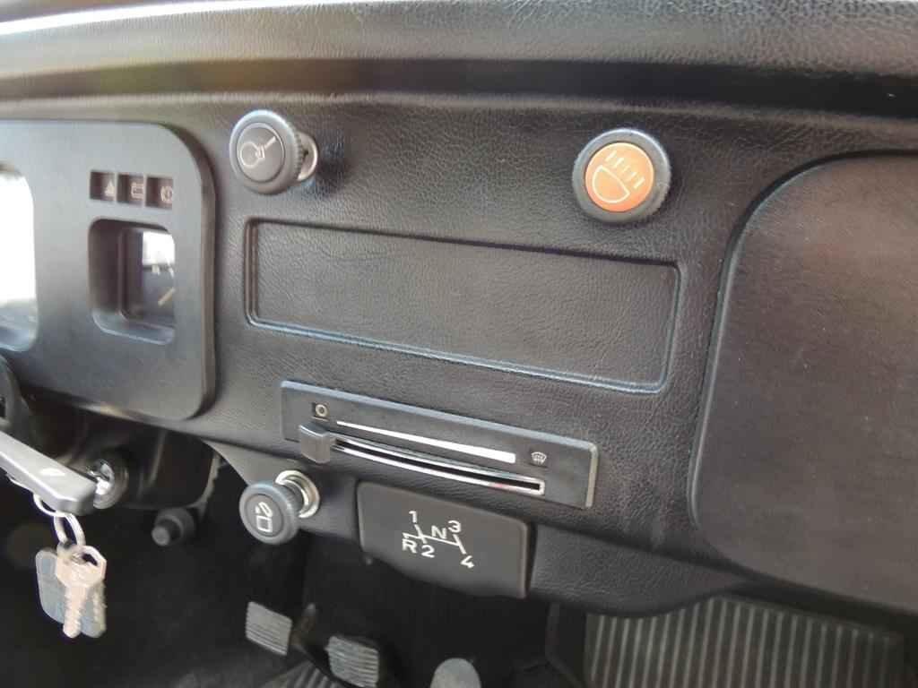 20663 1 - Fusca Verde Cristalino 1985