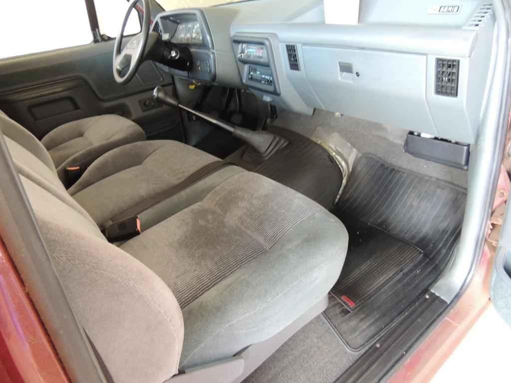 21034 - Ford F-1000 SS 4x4 1995 com 00800 km