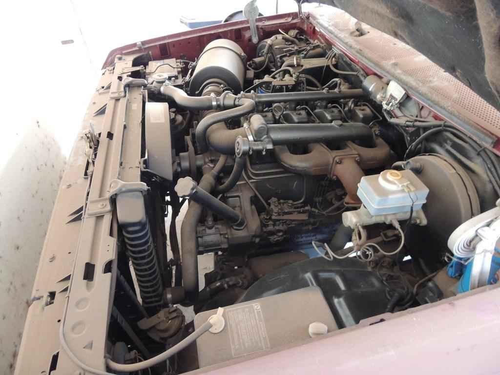 21047 - Ford F-1000 SS 4x4 1995 com 00800 km