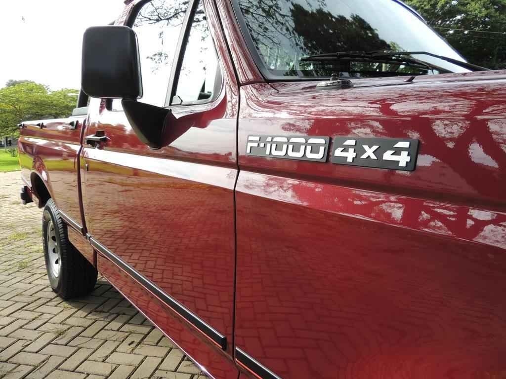 21068 - Ford F-1000 SS 4x4 1995 com 00800 km