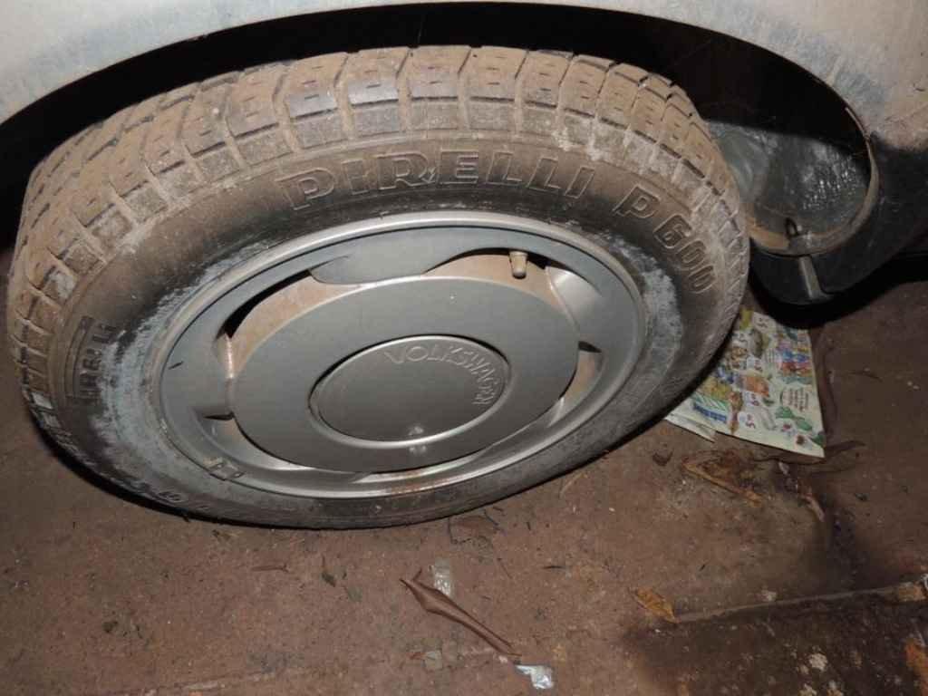 2113 1 - Garagem Volkswagen
