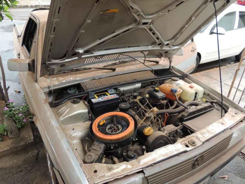 2137 2 - Garagem Volkswagen