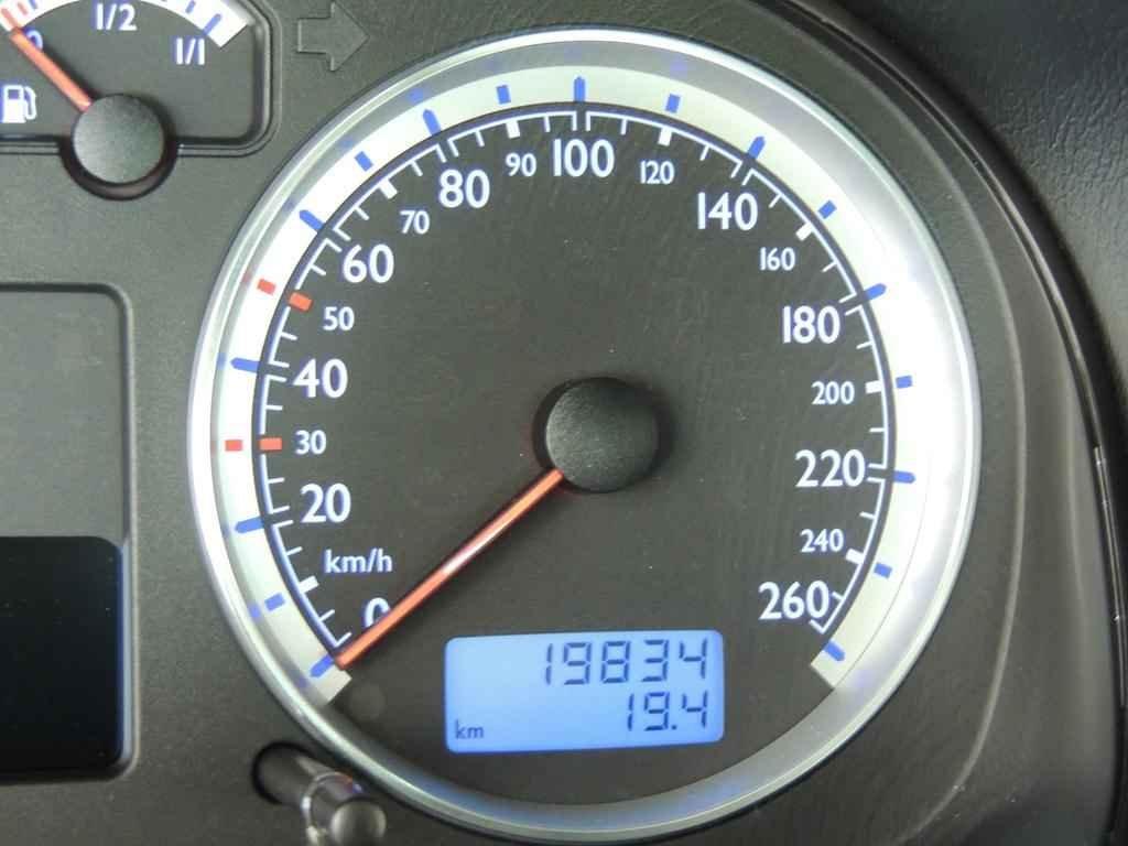 21429 - Golf GTI VR6 2003 19.000 km