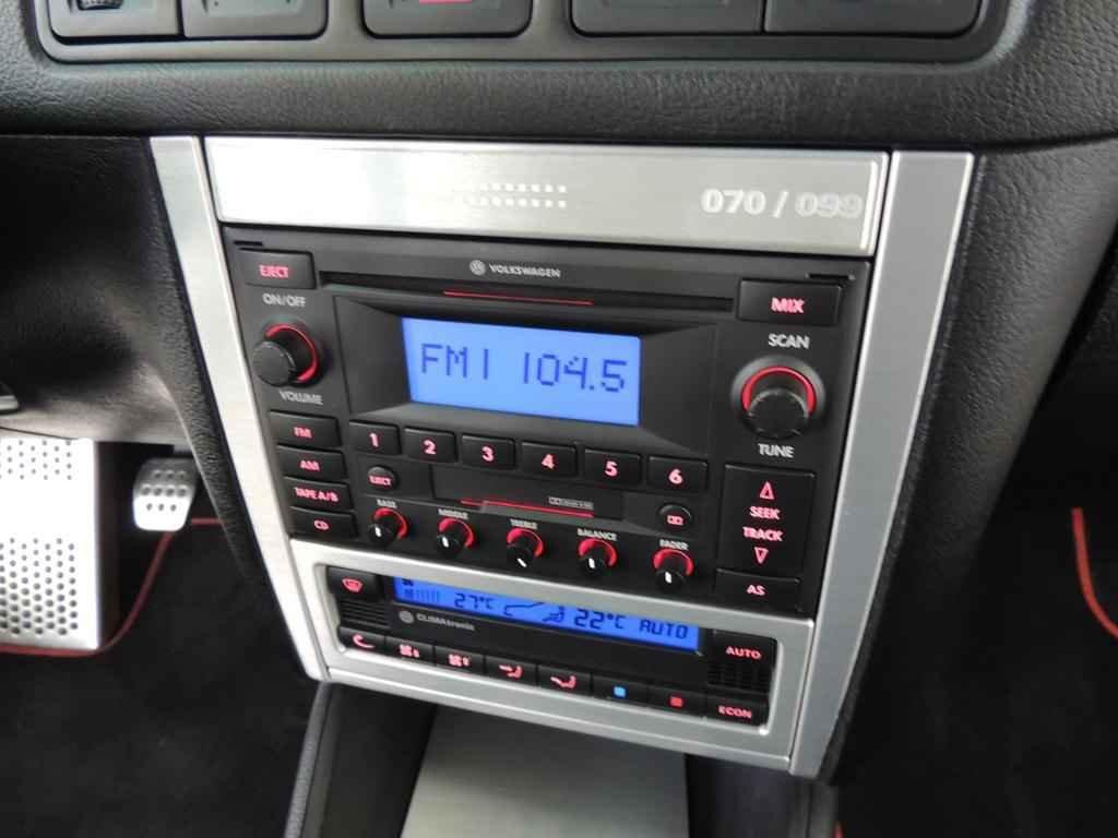 21432 - Golf GTI VR6 2003 19.000 km