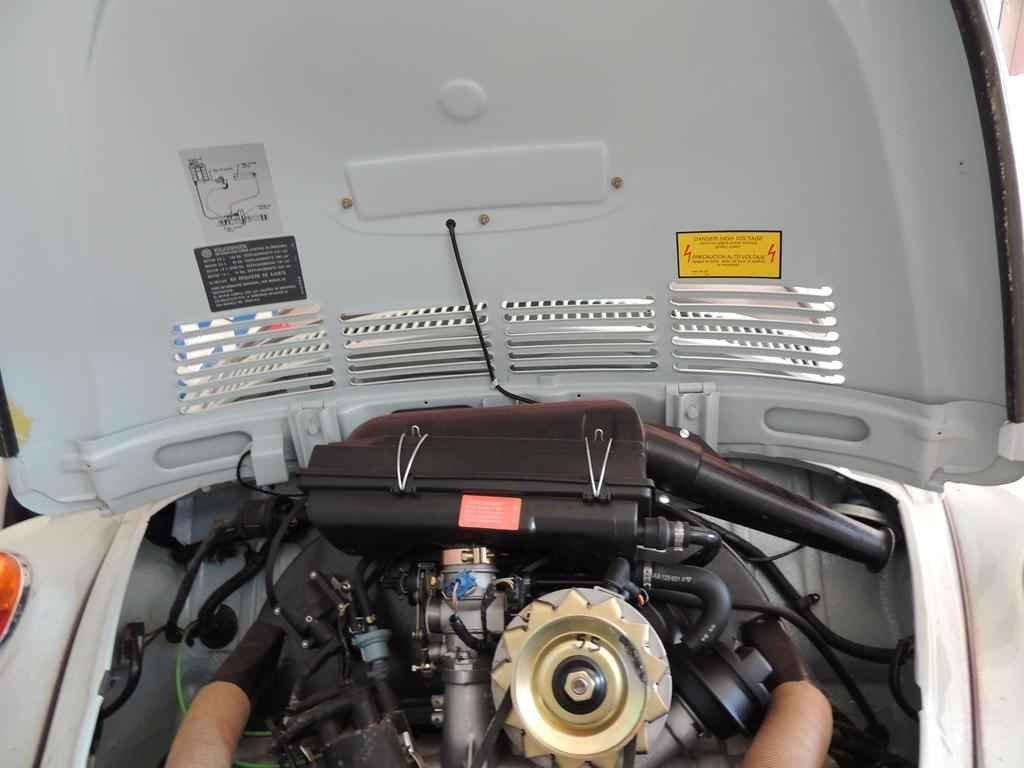 21500 - Fusca Mexicano 2003/2004 com 00024km