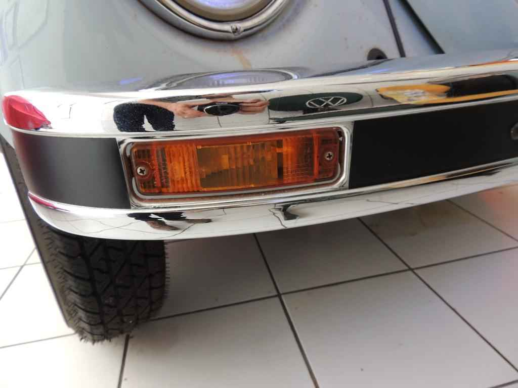 21508 - Fusca Mexicano 2003/2004 com 00024km