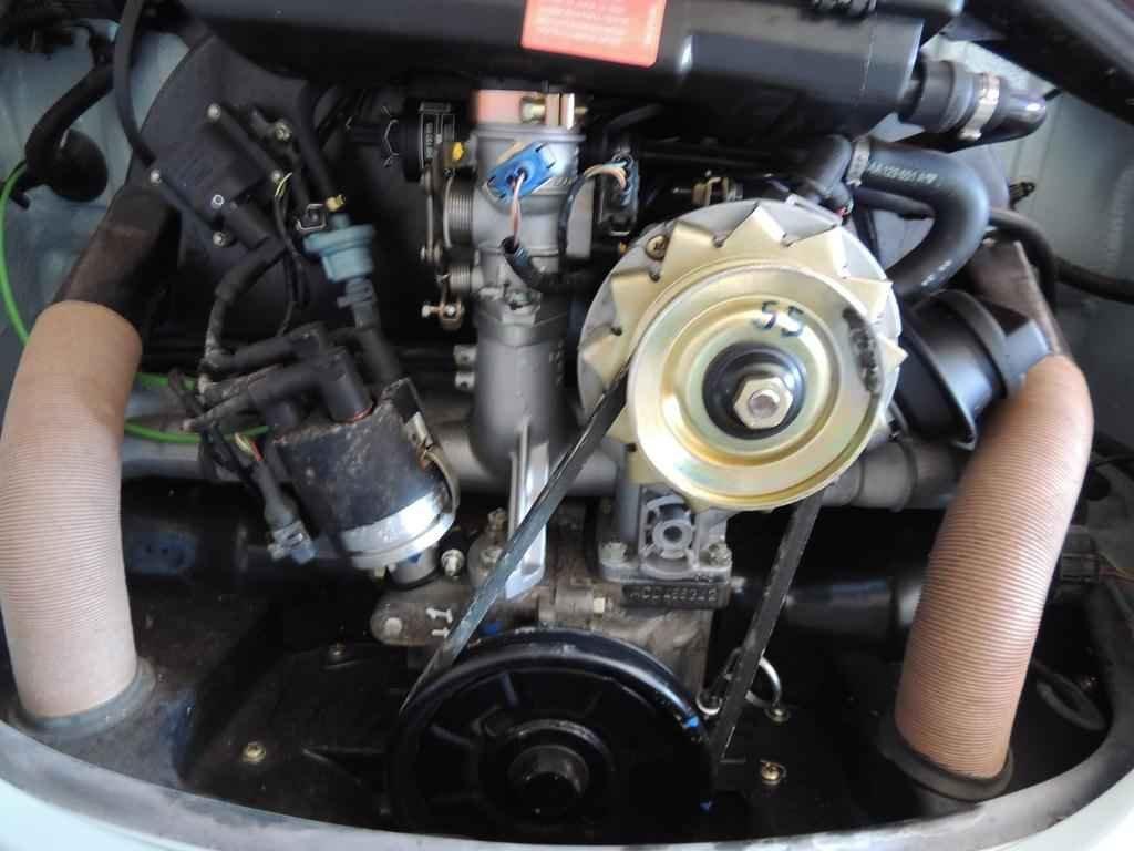 21516 - Fusca Mexicano 2003/2004 com 00024km