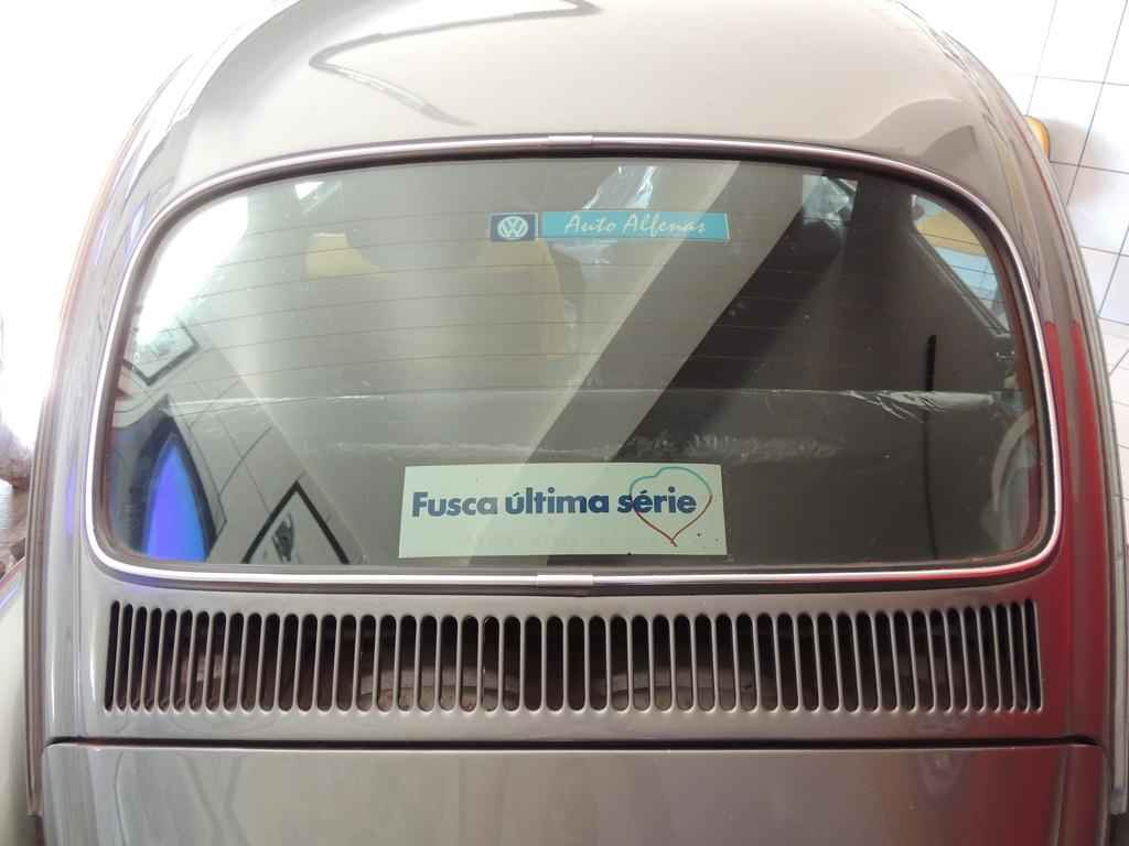 21528 - Fusca Ultima Serie 1986 com 00008 km