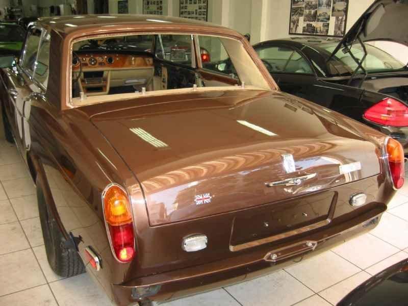 2154 - Rolls-Royce Corniche Coupe 1974