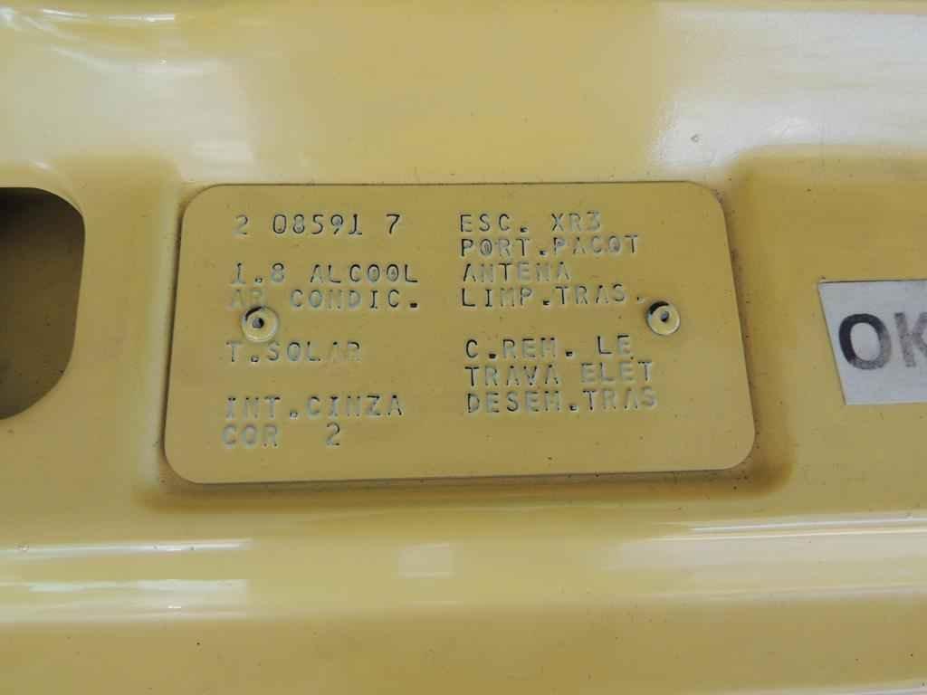 21559 2 - Escort XR3 1989