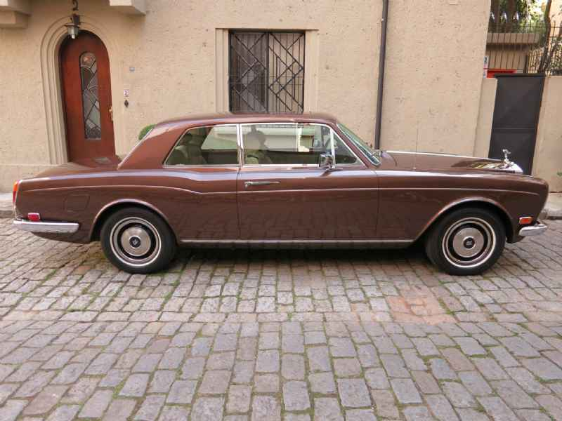 2158 - Rolls-Royce Corniche Coupe 1974